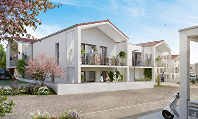 Appartement ROYAN NEUF - T3 2/2